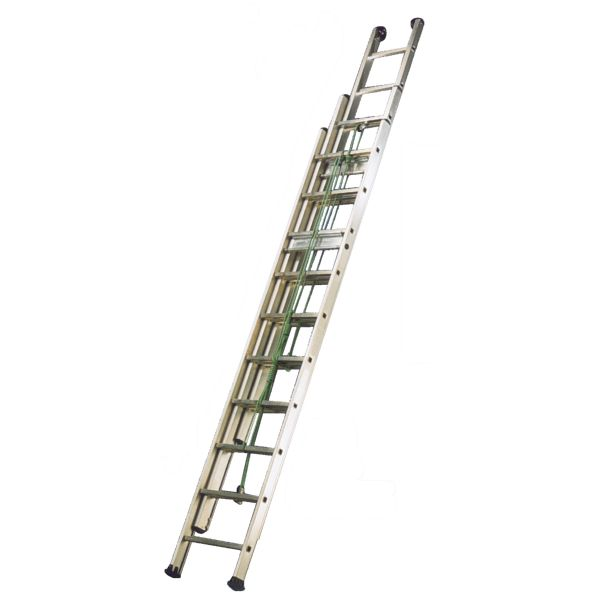 ESCALERA EXTENSIBLE 3X18 HR 5,22 A 13,06 M  2433/018