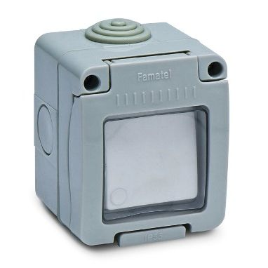 INTERRUPTOR-CONMUTADOR ESTANCO IP55 10A-250V 19032