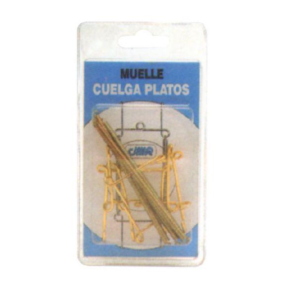 MUELLE CUELGA-PLATO 2256 8X10