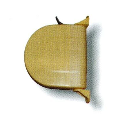 RECOGEDOR PERSIANA PLASTICO ABATIBLE BLANCO 14 MM R305